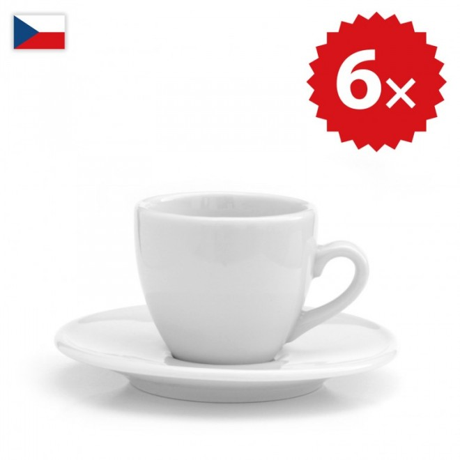 salek-na-espresso-obly---cesky-porcelan-90-ml---6ks