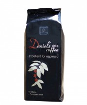 Daniels coffee 100% arabica - excellent for espresso 250 g